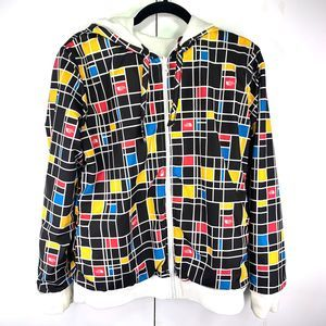 The North Face Mondrian Print Reversible Jacket